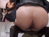 【綺麗な桃尻の子多め】コンビニトイレでケツを突き上げ排泄する女性達