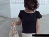 【貴重】この排泄作品常連女子が、手マンされてオシッコちょろちょろ漏らしてるし・・・(動画)